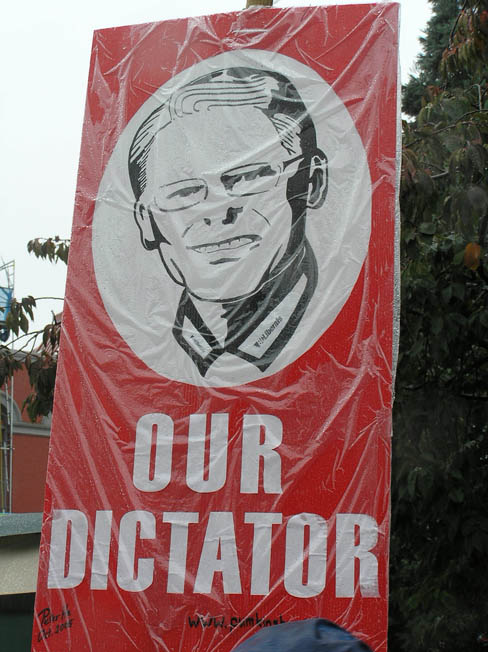 Our Dictator