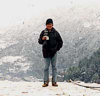 Bernard D'Mello