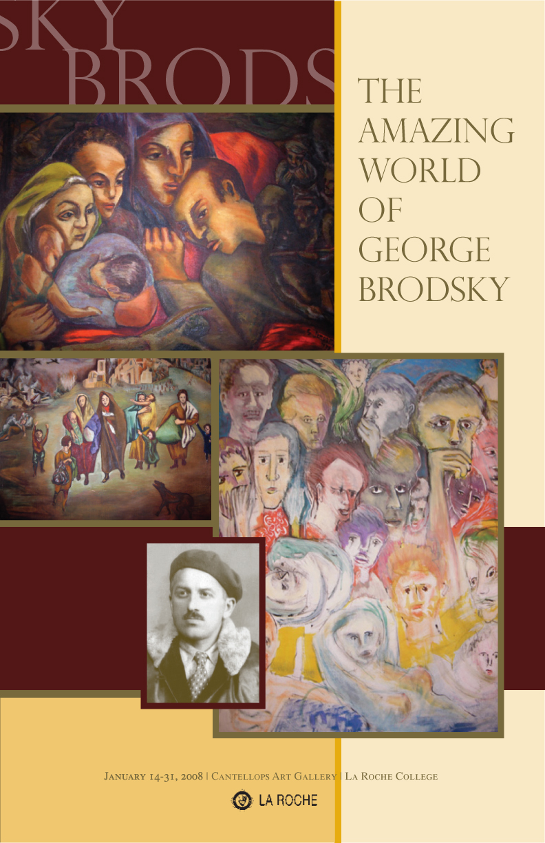 The Amazing World of George Brodsky