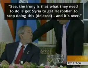 Bush at G8