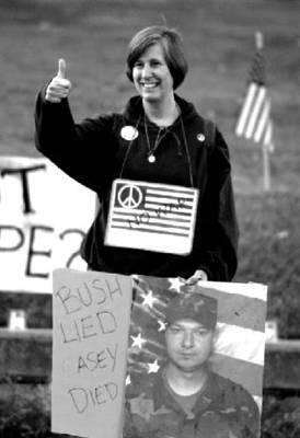 Bush Lied, Casey Died