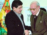 Carlos Villegas and Andrés Soliz Rada