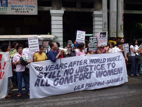 Comfort Women Speak Out in the Philippines