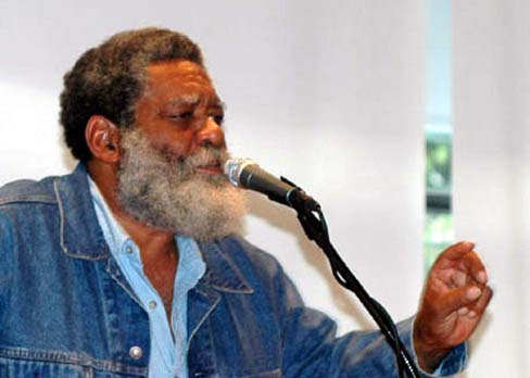 Curtis Muhammad by Jenny Brown