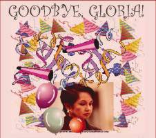 Goodbye Gloria!