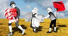 FIGARO erzählt Grimms Märchen mit Marx