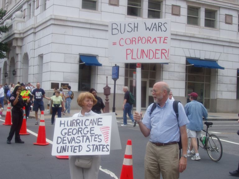 Hurricane George Devastates United States