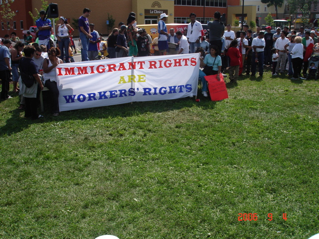 Immigrant Rights Are Labor Rights