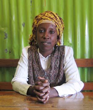 Prisca Watiri Murigi
