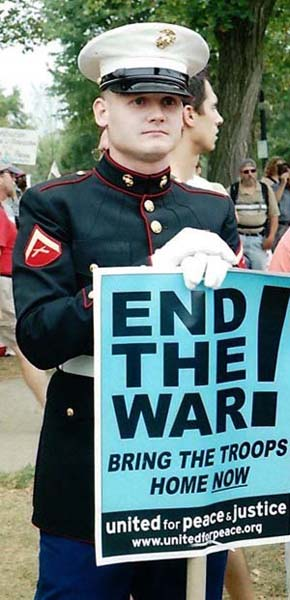 Soldier: End the War