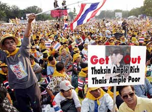 Thaksin Ample Rich, Thais Ample Poor