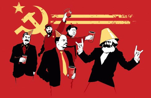 The Communist Party by Tom Burns