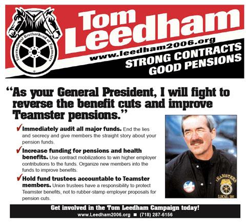 Tom Leedham