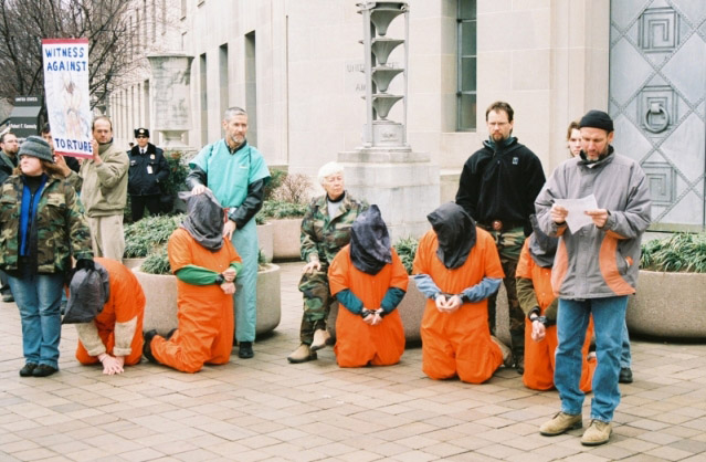 Witness against Torture: Department of Justice