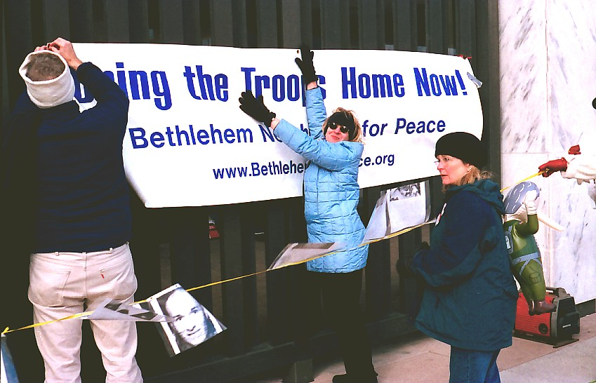 Bethlehem Neighbors for Peace