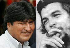 Evo and Che