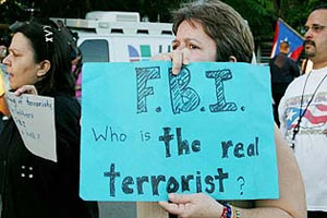 FBI: Who Is the Real Terrorist?