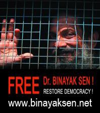 Free Binayak Sen Campaign