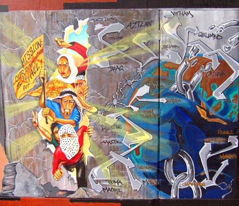 Homey Mural