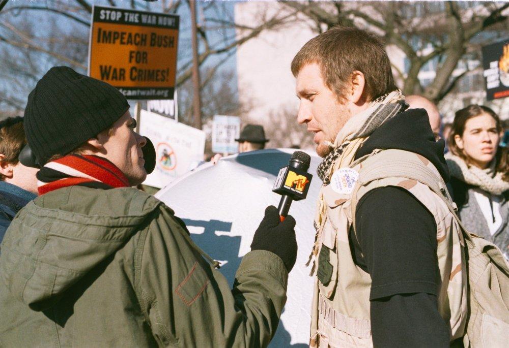 A Vet Interviewed