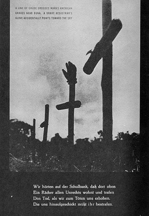 Kriegsfibel von Bertolt Brecht