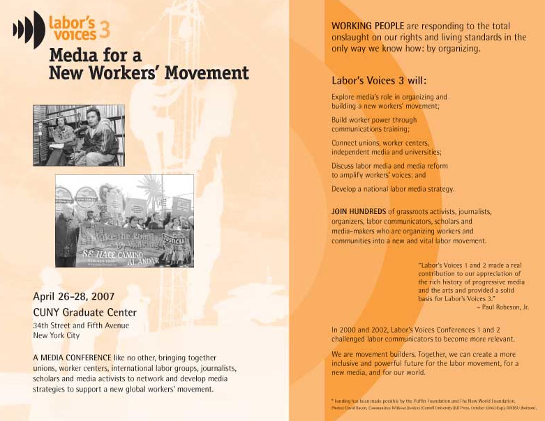 Labor's Voices