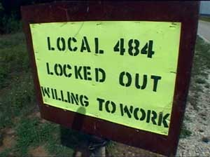 Local 484 Locked Out