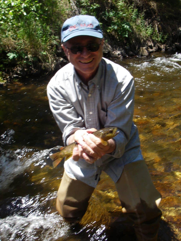 Michael D. Yates Fishing