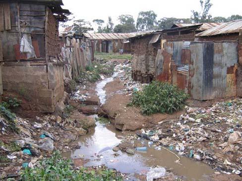 Open Sewage