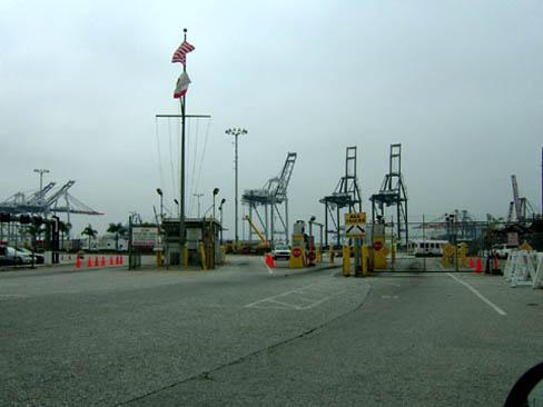 Port Shut Down