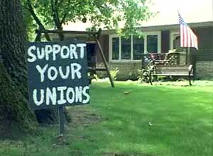 Support Your Unions