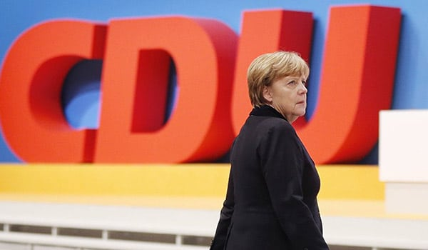 Angela Merkel & the CDU