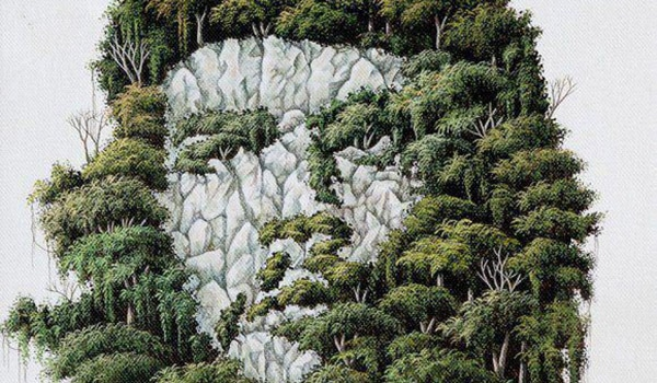 Greenscape of Che Guevara