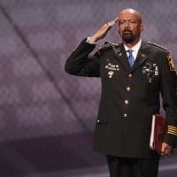 David Clarke, nominated for assistant secretary of the Department of Homeland Security