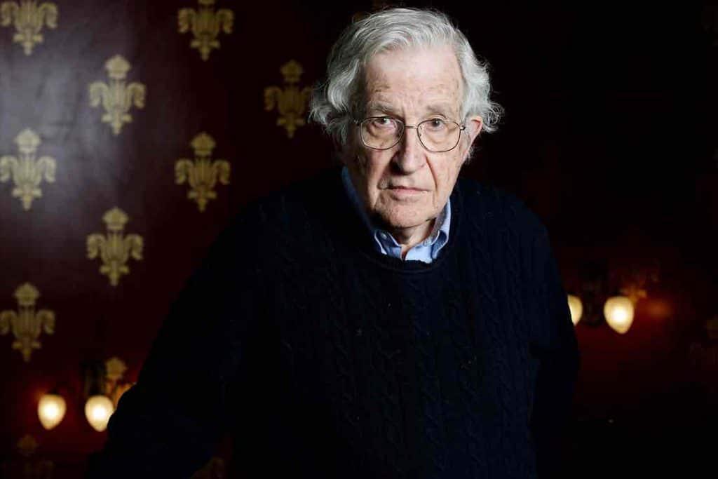 | Noam Chomsky | MR Online