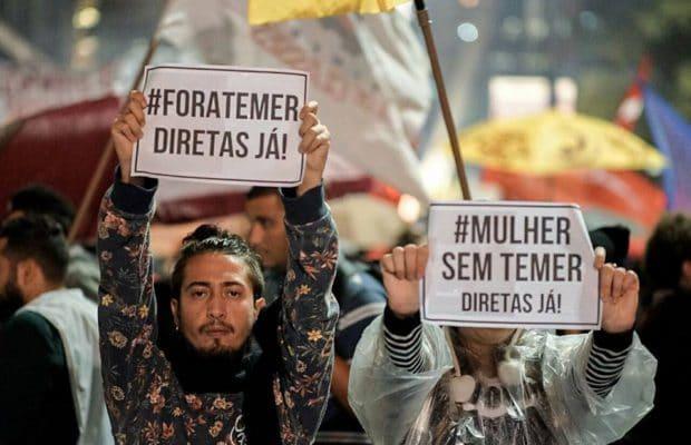 | Protests in Brazil | MR Online