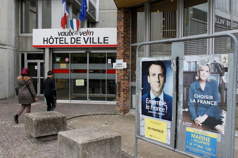 | French Election Posters | MR Online