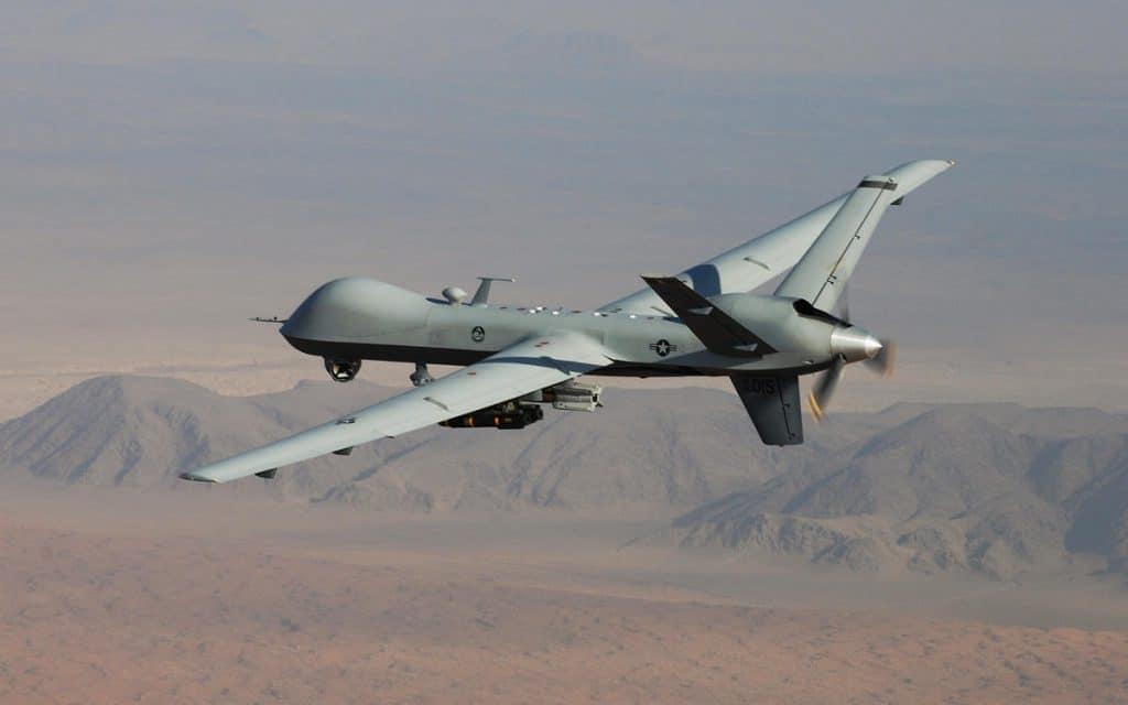 | The MQ9 Reaper a combat drone in flight | MR Online