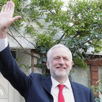 Jeremy Corbyn Waiving