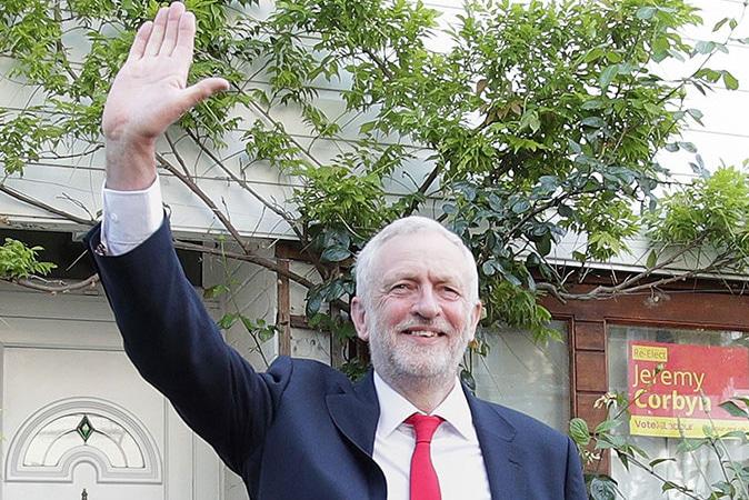 | Jeremy Corbyn Waiving | MR Online