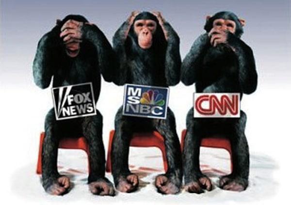 Media's propaganda war on Syria in full flow
