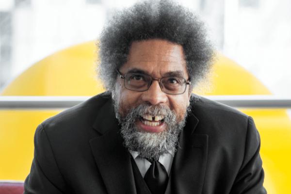 cornel west : american philosopher, activist, professor, jazzman 'in the life of the mind'