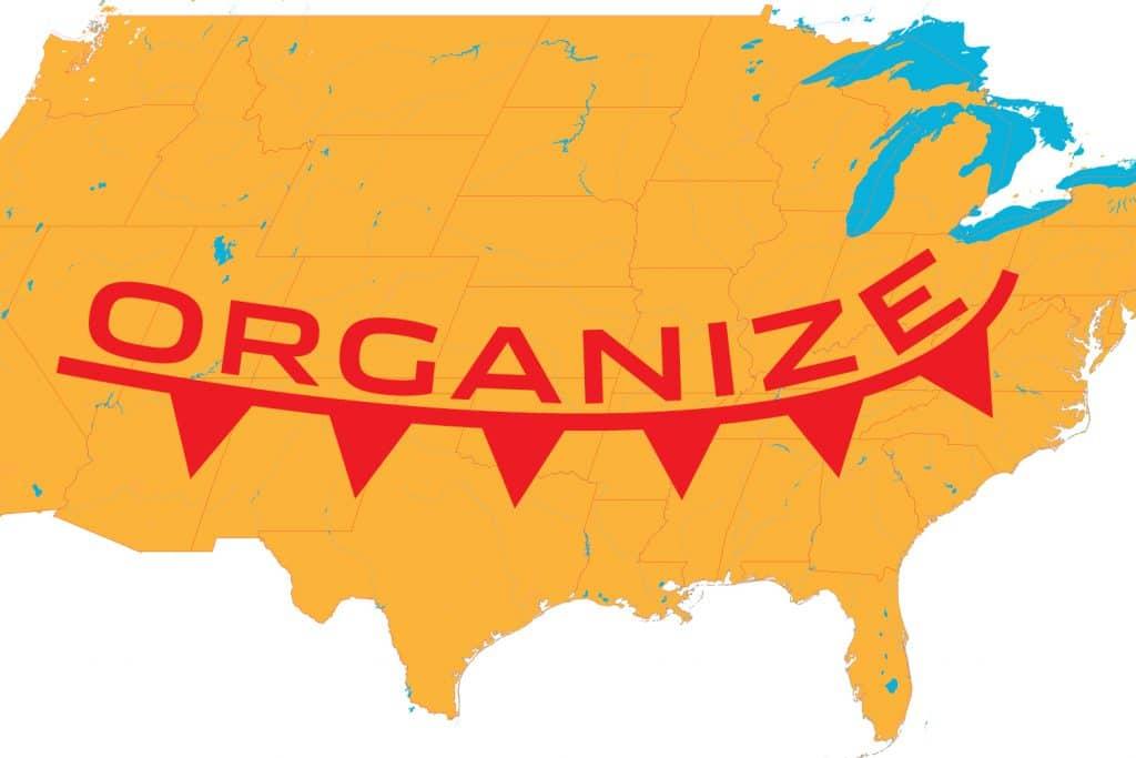 Organize image