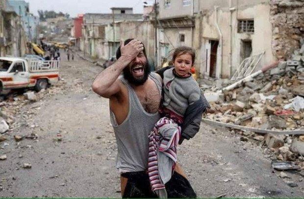 | Mosul airstrike aftermath | MR Online