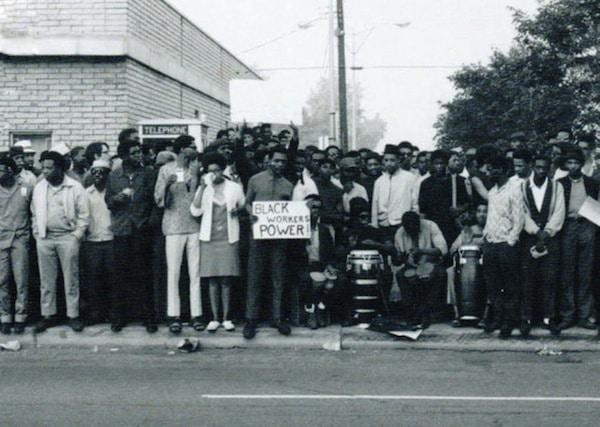 Black Workers Power
