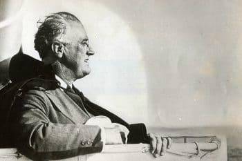 President Franklin D. Roosevelt, July 14, 1938