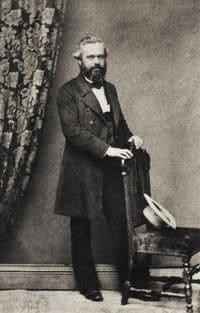 Karl Marx in the 1850s