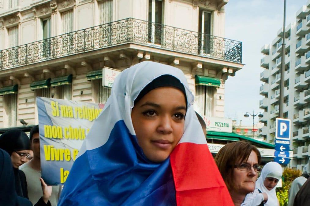 | Protest against burkini bans | MR Online