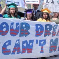 Protests in support of DACA