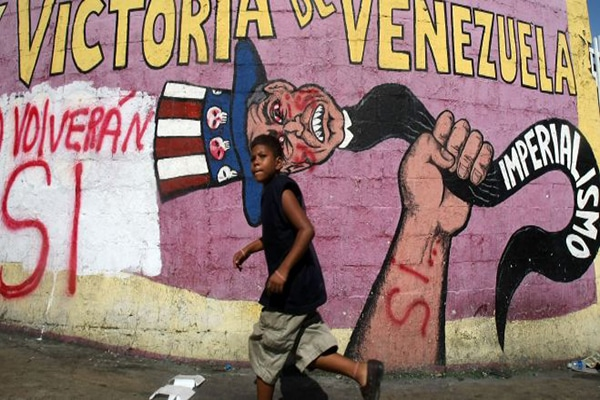 Victory of Venezuela over Imperialism